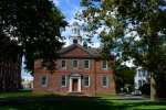 The Courthouse is still in use as a courthouse but is also available for other functions.
