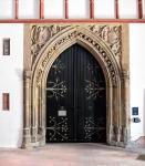 Doorway to the nave