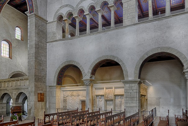 Holy Sepulchre and Gallery