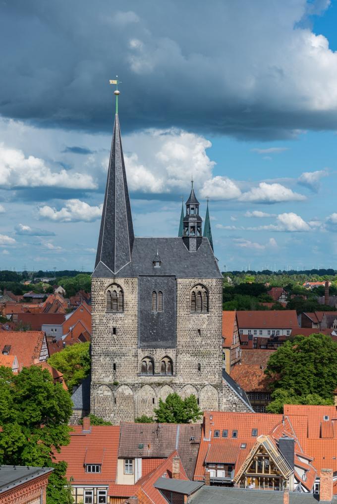 Marktkirche St. Benedikt, Quedlinburg
